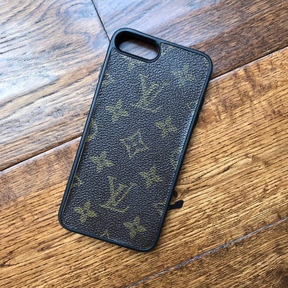 8f236bccc75 Louis Vuitton Accessories - Upcycled Louis Vuitton iPhone 7 Plus case